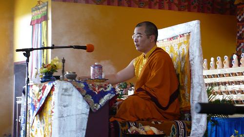 HE Khentul Gyangkhang Rinpoche